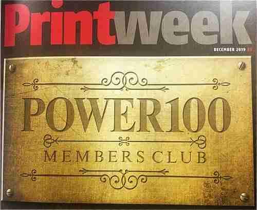 Steve Cropper achieves Print Week 100!